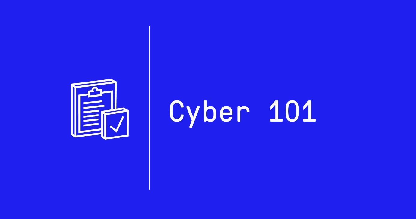 Cyber 101